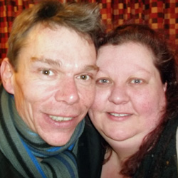 image of a couple