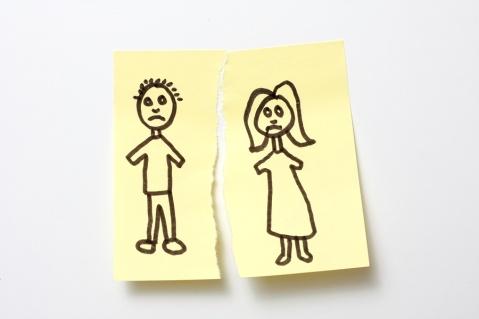 cartoon image of couple