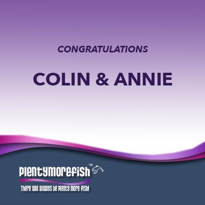 Colin & Annie, Success Story