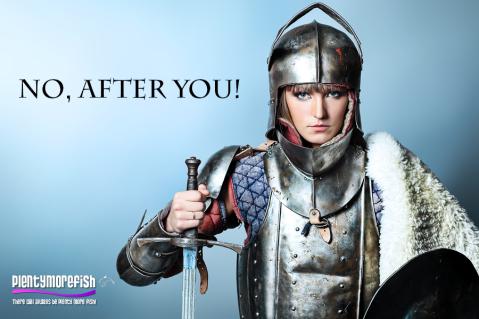 Medieval-Female-Knight