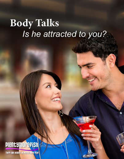 Read your dates' body language