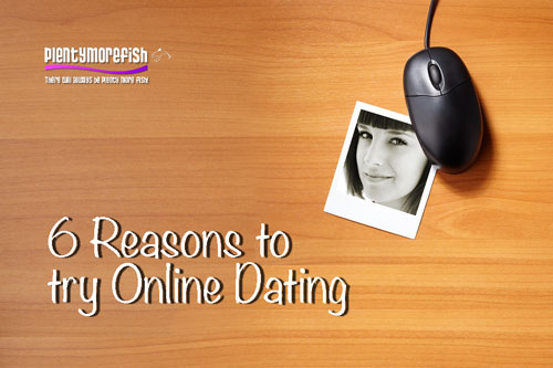 When to try online dating