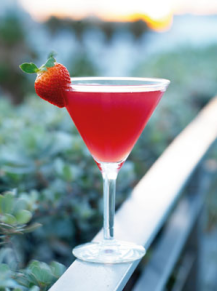 Flirtini Cocktail