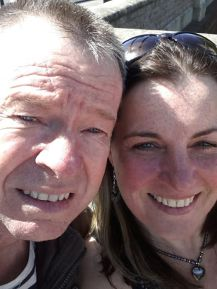 Martyn & Julie met on PlentyMoreFish