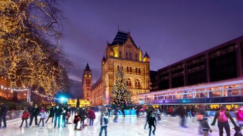 christmas date ideas London